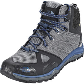 The North Face Ultra Fastpack II Mid GTX Zapatillas Hombre, zinc grey/shady blue